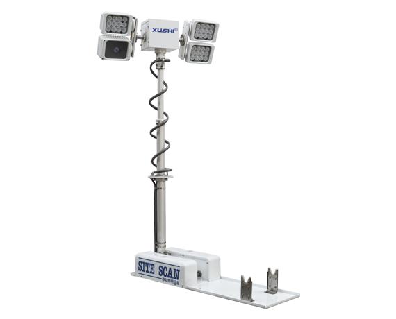 XS-183120W车载移动升降照明摄像设备