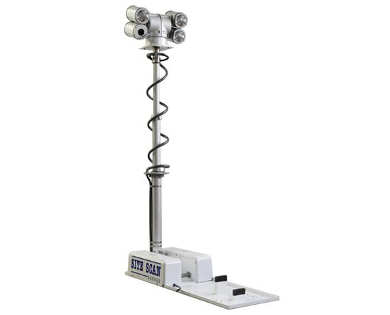XS18SJ-28LLLV车载升降监控照明设备