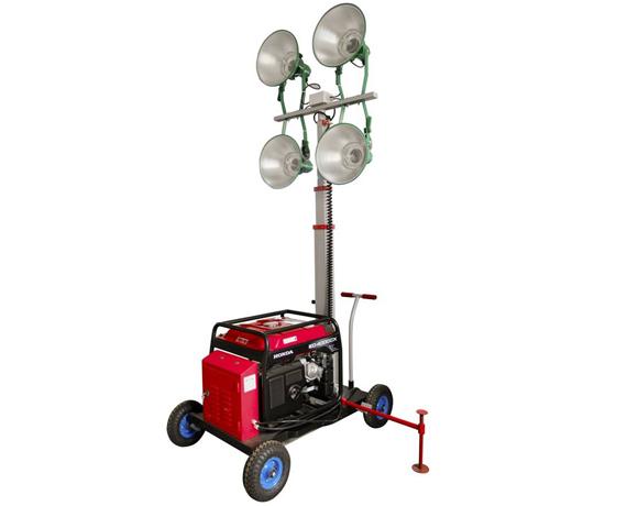 XS-54500移动升降照明灯塔