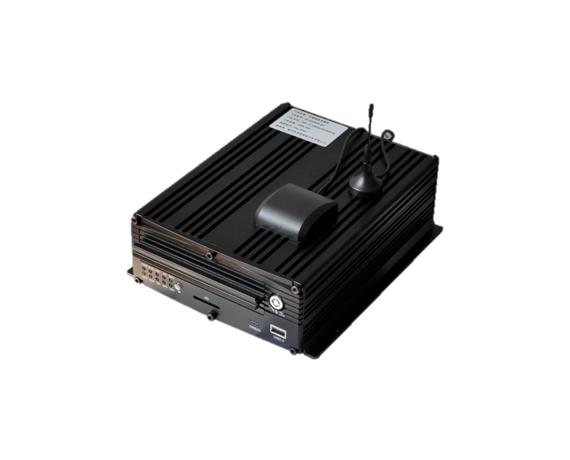 XS-6004M 4G车载服务器NVR