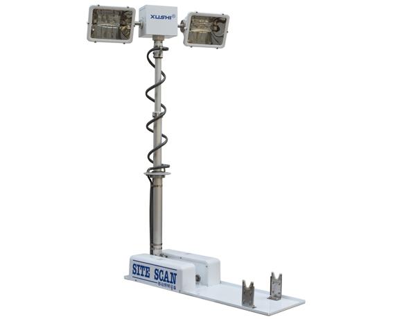XS-182500车载移动升降照明设备