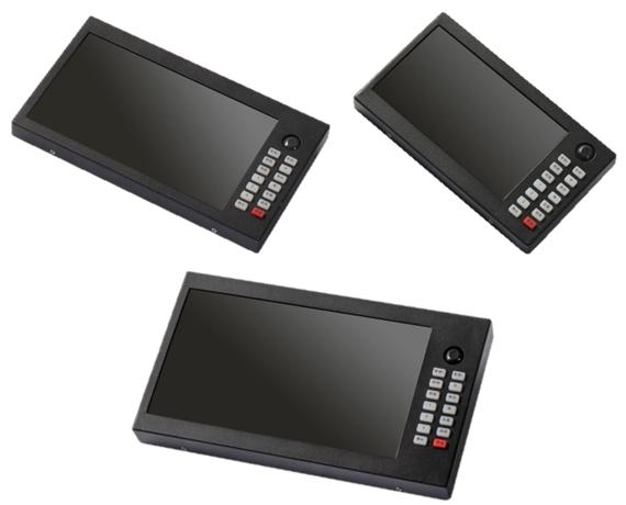 XS-2DX10车载可视控制键盘