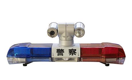 XS-长排警灯监控云台组合